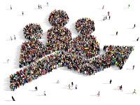 """موضوع تعبير عن """"زيادة السكان"""" لطلاب المدارس كامل بالعناصر"""