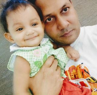 Nurvi and mobasir Hassan for hassanchef father and daughter