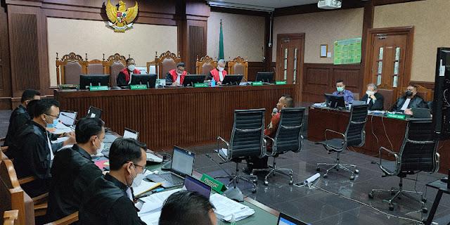 Adi Wahyono Tutup Mulut Soal Herman Herry Dan Ihsan Yunus, Jaksa KPK: Saudara Terancam?