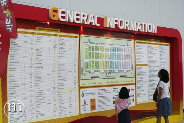 Manila International Book Fair 2012 General Information