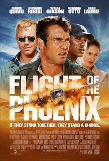 Flight of the Phoenix เหินฟ้าแหวกวิกฤติระอุ (2004) [พากย์ไทย+ซับไทย]