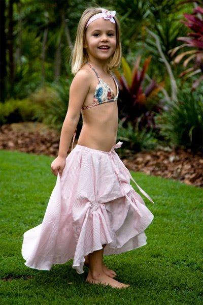 Butterscotch Castle swimwear and leisurewear for girls  Morafashion