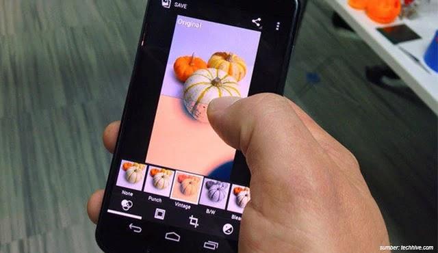 3 Aplikasi Terbaik Untuk Edit Foto Di Android dan IOS