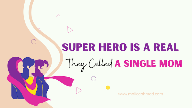 single mom adalah superhero