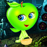 Play  Games4King Cute Green Ap…