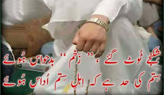 Urdu Shayari For Lover  you can share
