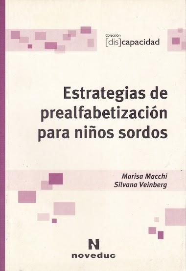 Estrategias de prealfabetización para niños sordos