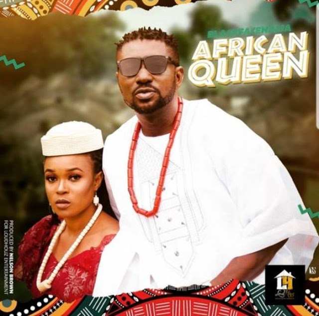 """Listen To Blackface """"African Queen"""" Original Version, The One He Claimed 2Face Stole"""