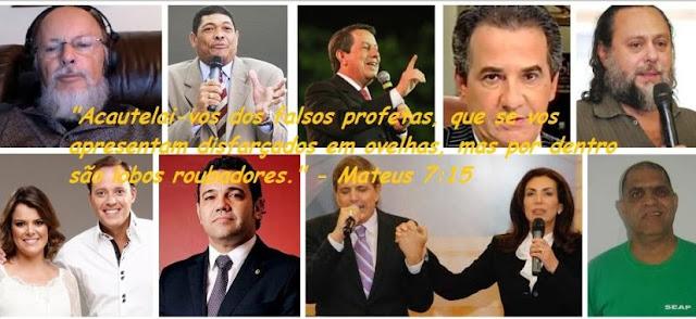 Resultado de imagem para falsos profetas