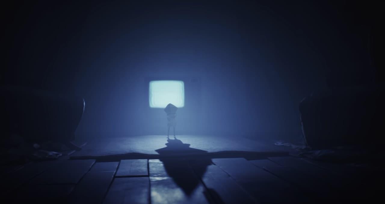 В Little Nightmares 2 есть секретная концовка - 01