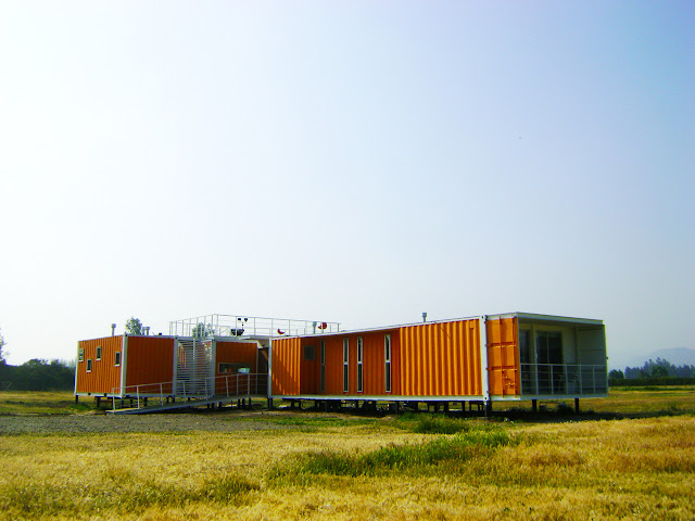 Earthquake-Resistant Modular Shipping Container Home 2