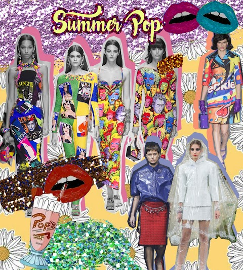 TREND REPORT | Summer Pop