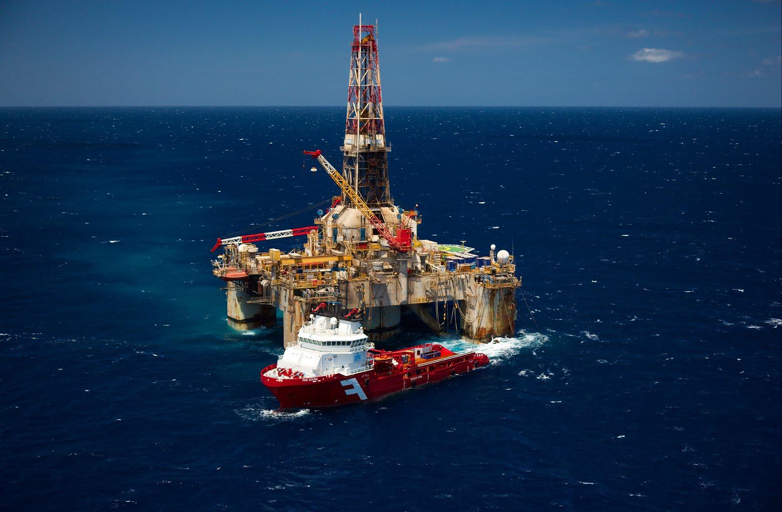 Job At Sea: Offshore Companies