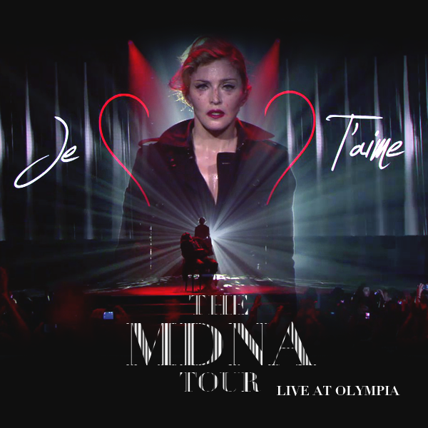 Hung Up M Dolla The Mdna Tour Live At Olympia