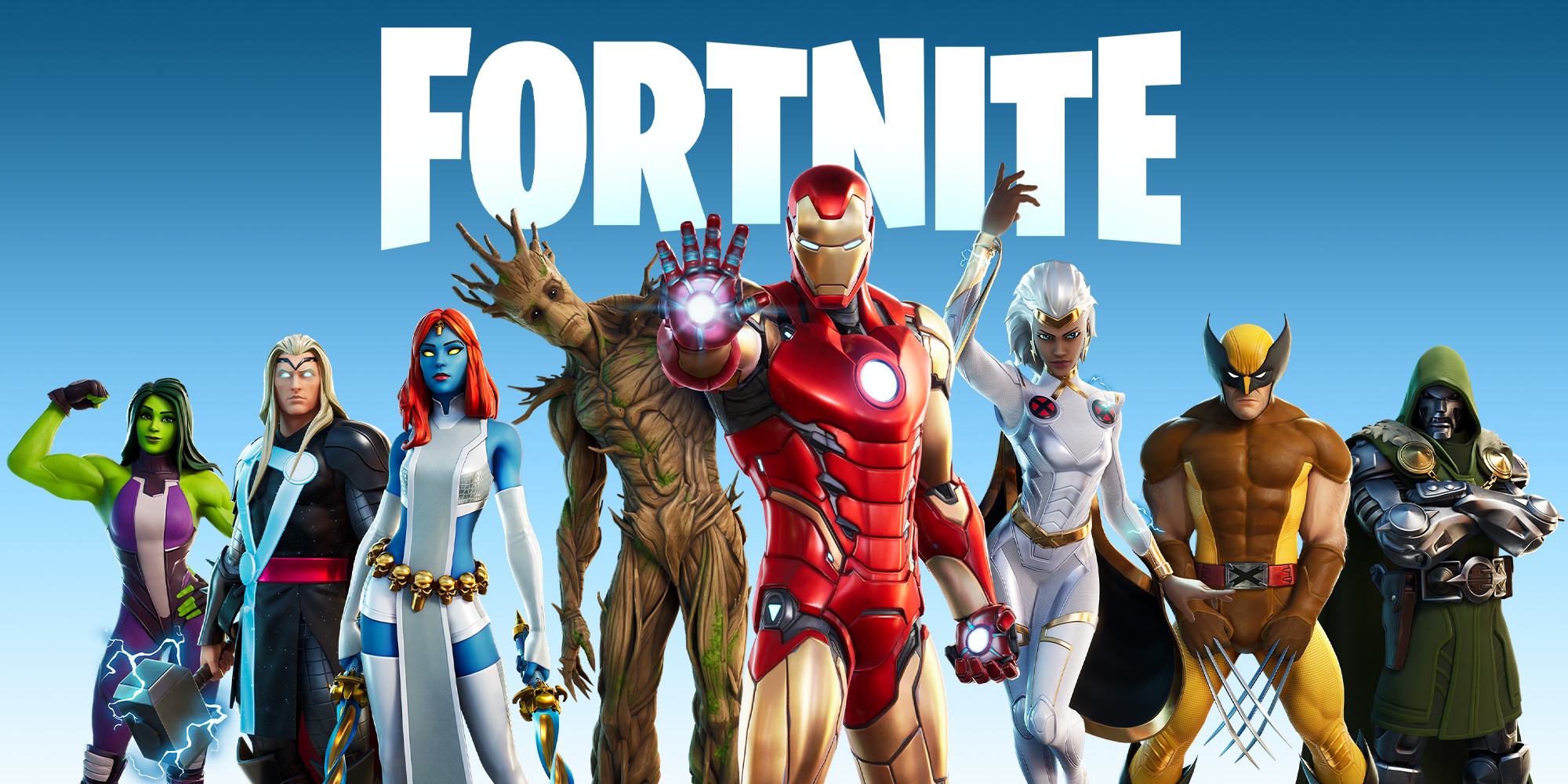 Fortnite - Game will receive a number of improvements for next generation consoles