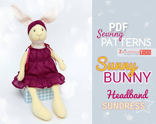 Bunny sundress patterns you can make for Easter
