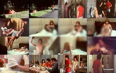 Привет, ребята / Salut les frangines.1975.
