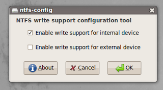 Ne možete isključiti NTFS particije Ubuntu Linux trikovi