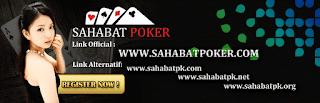 Sahabatpoker Agen Poker Online Dan Texas Holdem Terpercaya