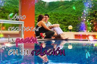 Aprende cómo recuperar la pasión en tu relación con una serie de divertidos y emocionantes consejos
