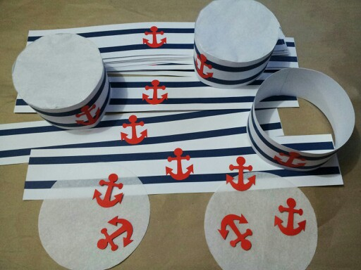 DIY - Chapéu de Marinheiro para festinha infantil - Dicas pra Mamãe 671939dd2d5