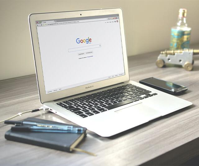 Pesquisa organica marketing digital para loja virtual
