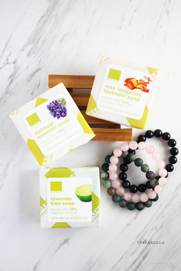 lather fragrance soap, mother's day gift ideas