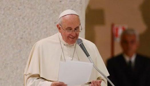 Papa Francisco promueve ecumenismo