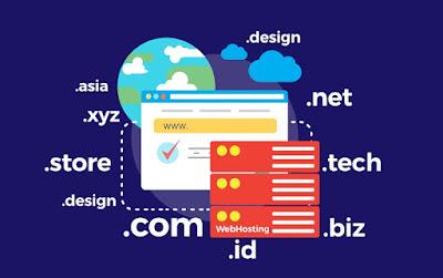Pengertian, Kegunaan, Dan Contoh Top Level Domain (TLD)