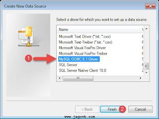 Cara Export Database Access ke MySQL