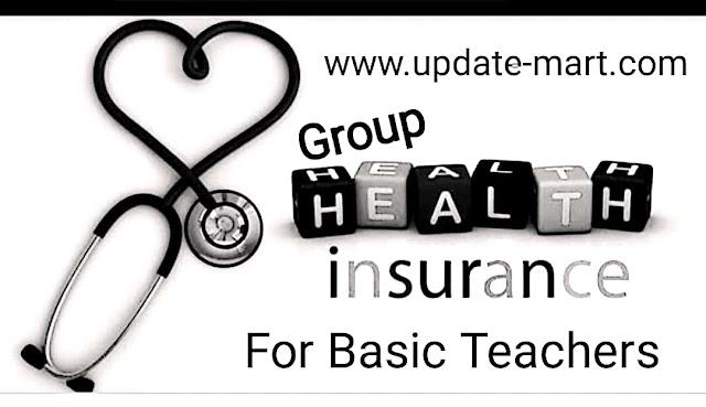 Group health insurance for Basic Teachers