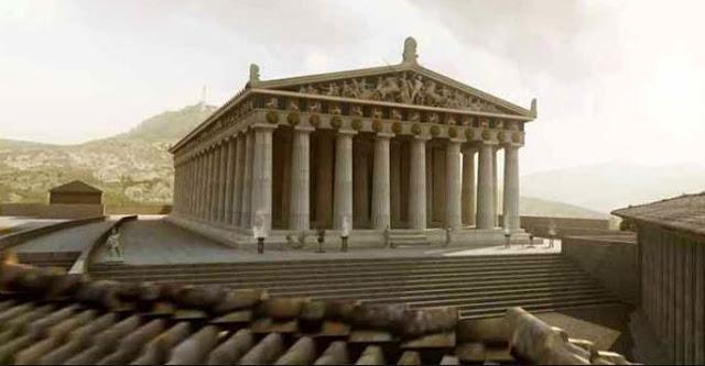 Τα μυστικά του Παρθενώνα - Secrets of the Parthenon - Ντοκιμαντέρ