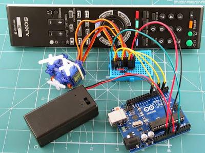 Alat Pengendali Elektronik | Materi Prakarya Kelas 9 Semester 1 Revisi