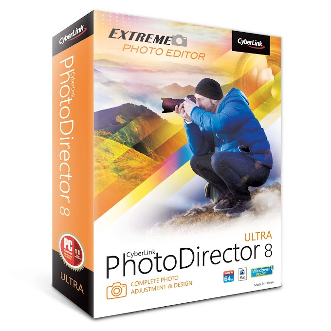 Cyberlink photodirector 8 ultra activation key