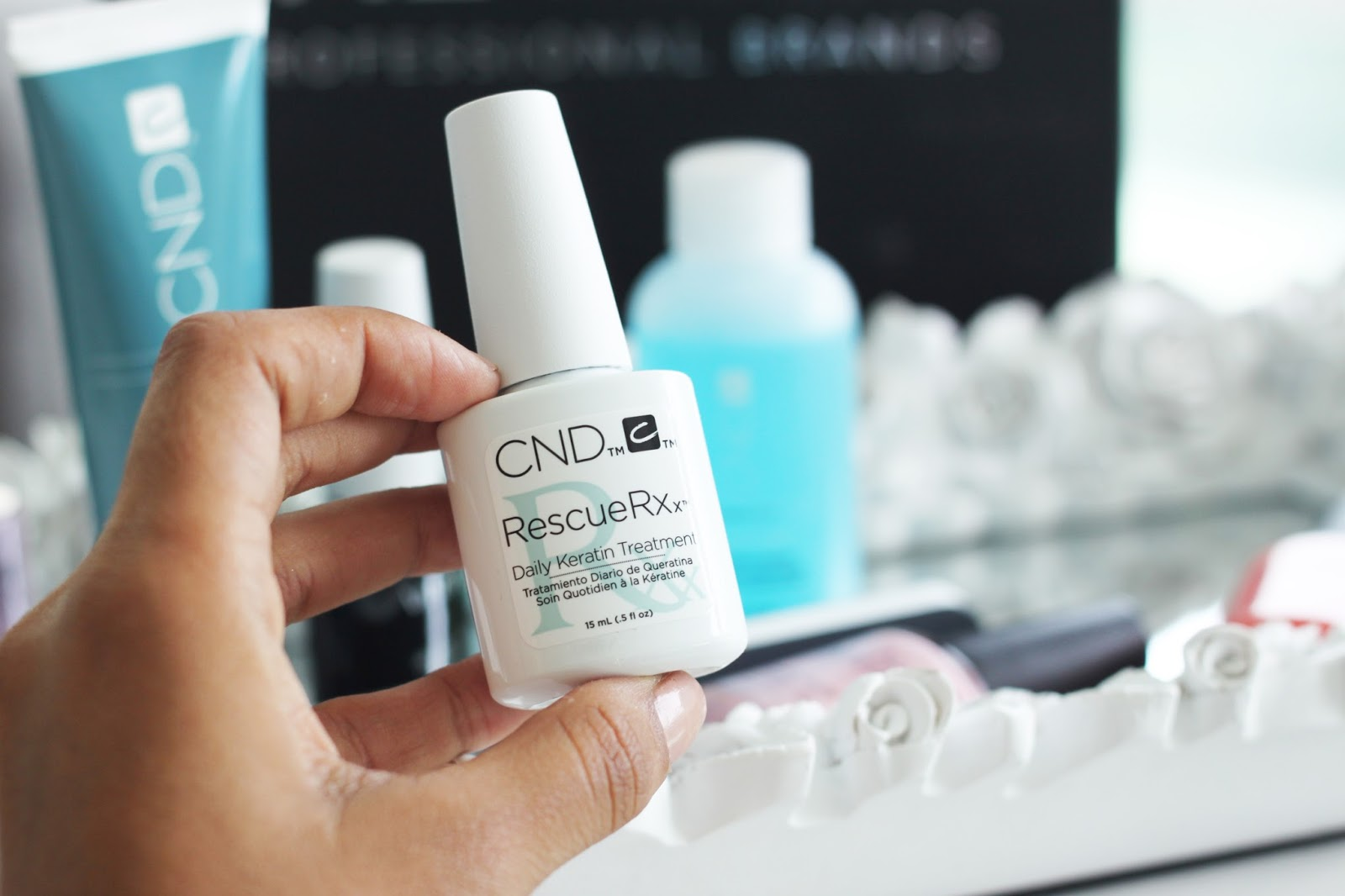 4 Products I\'m Using For Healthy-Looking Nails Via CND. – The Chic ...