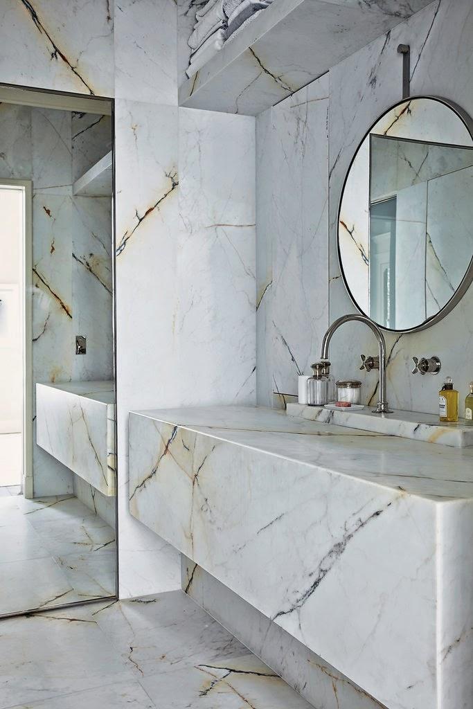 Joseph Dirand at home bathroom