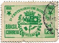 Selo Centenário de Botucatu