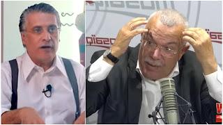 نور الدين البحيري | في حالة هيستيرية بخصوص رفض مطلب سراح نبيل القروي و يوجه نداء باحترام الحقوق والحرّيات