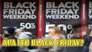 apa itu black friday