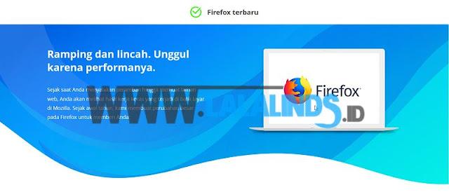 Download Mozilla Firefox 56.0.2 Offline Installer Terbaru