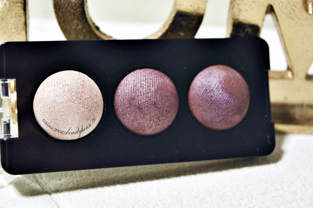 Catrice Eyeshadow DeluxeTrio N° 030 - Rose Vintouch Product Close Up