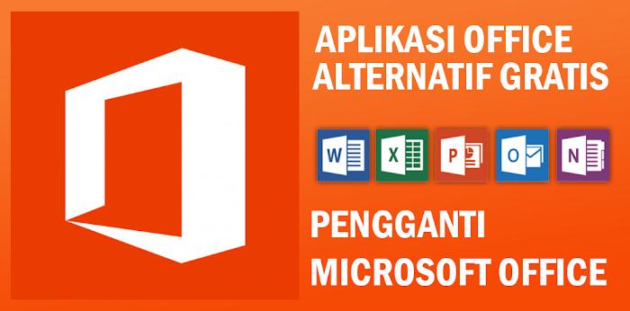 5 Aplikasi Office Terbaik Pengganti Microsoft Office tahun 2020