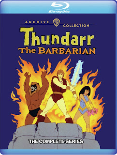 Thundarr el Bárbaro – Miniserie [3xBD25] *Con Audio Latino