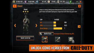 Call of Duty®: Heroes v2.0.1 Apk Data