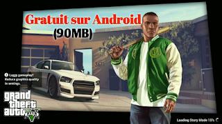 [90MB] GTA 5 Gratuit pour Android