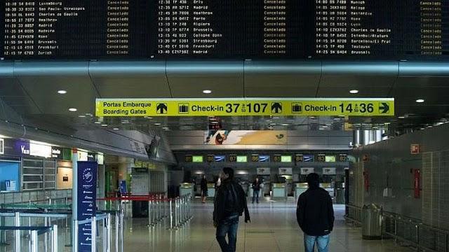 Η Πορτογαλία απαγορεύει τις μη αναγκαίες μετακινήσεις στο εξωτερικό