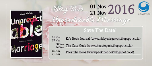 [Blogtour] Unpredictable Marriage + Giveaway