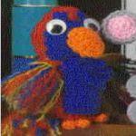 patron gratis loro amigurumi | free amigurumi pattern parrot