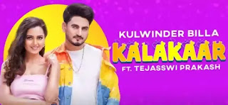 Kalakaar Lyrics in English - Kulwinder Billa