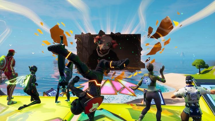 KENSHI YONEZU Membuat Virtual Event Di Game FORTNITE